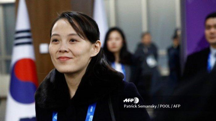 Konflik di Korea: Gerakan Politik Adik Kim Jong Un, Kim Yo Jong Lebih Kuat, Ini Kiprahnya