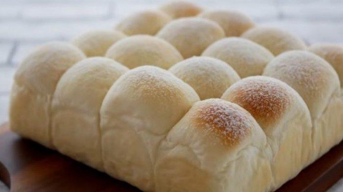 Cara Mudah Buat Japanese Milk Bread, Roti Sobek Jepang yang Viral di Medsos