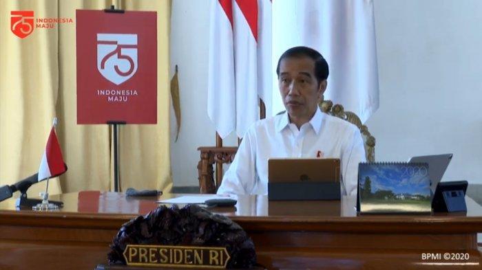 Presiden Jokowi Nilai Ibu-ibu PKK Sangat Efektif Sosialisasikan Protokol Kesehatan