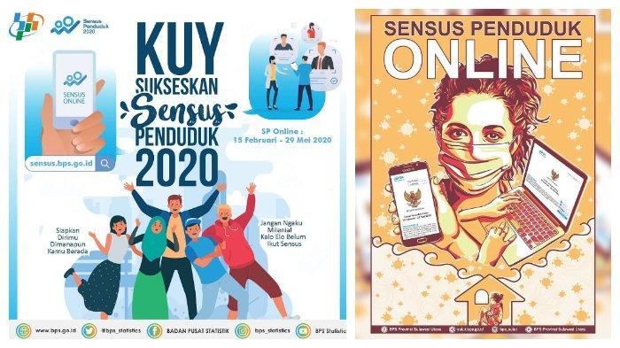 Segera Login sensus.bps.go.id untuk Mengisi Sensus Penduduk Online, Sebelum Tanggal 29 Mei 2020!