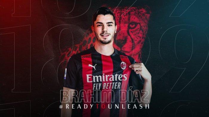 Demi AC Milan dan Milanisti, Brahim Diaz Siap Berikan yang Terbaik