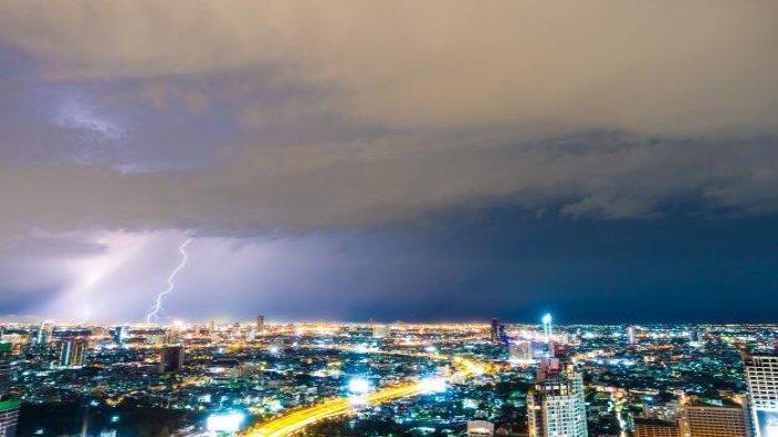 Info BMKG: Peringatan Dini Selasa 1 September 2020, Waspada Cuaca Ekstrem di Sejumlah Wilayah
