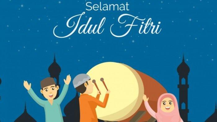 Ucapan Selamat Idul Fitri dalam Bahasa Indonesia dan Inggris, Cocok untuk Update Status WhatsApp