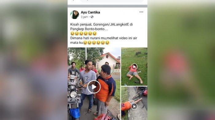 UPDATE Perundungan Bocah Penjual Jalangkote: Sering Di-Bully, Dapat Sepeda & Beasiswa hingga Kuliah