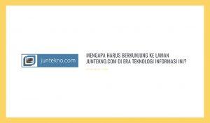 Juntekno.com