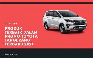 promo Toyota Jakarta timur