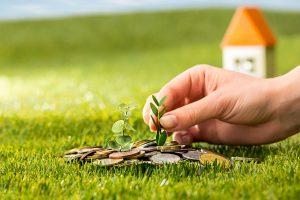 pilihan investasi rumah atau tanah