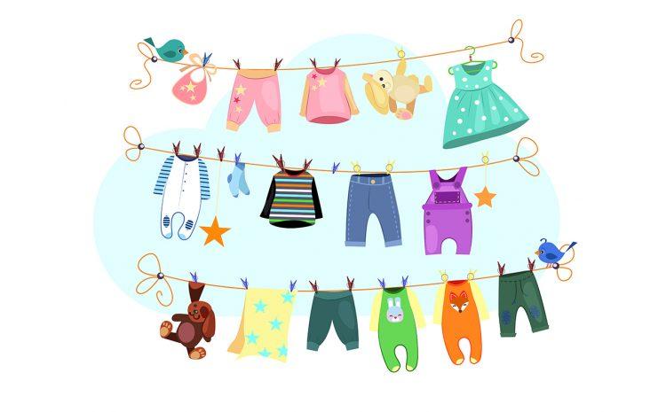 5 Cara Mencuci Pakaian Bayi Agar Kesehatan Si Kecil Selalu Terjaga