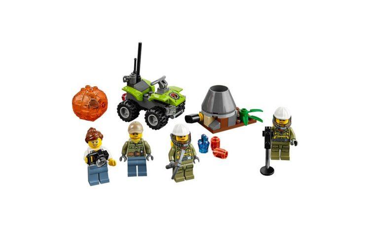 Mengenal Profesi Melalui Mainan Lego City untuk Anak Usia 4 Tahun
